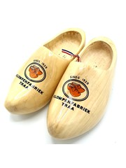 Woodenshoes with your custom print