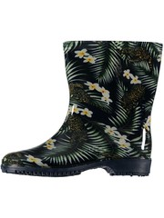All season boots daisies