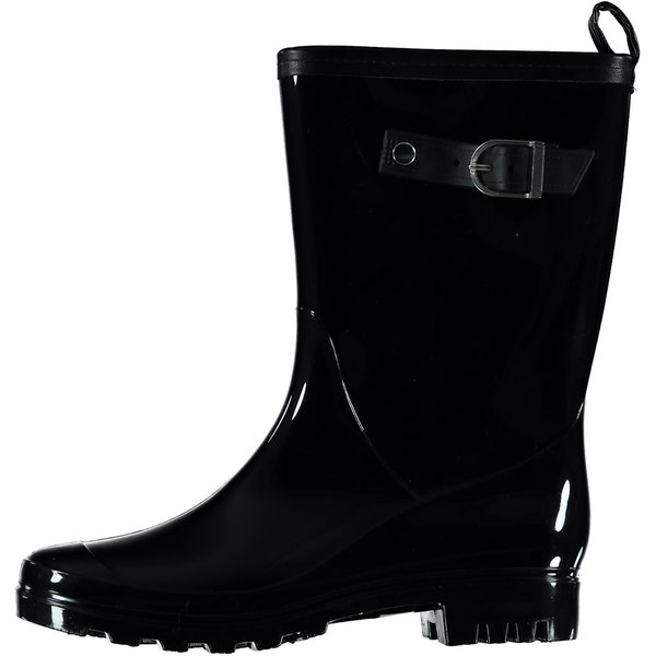 All season boots black