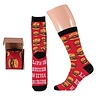 Hamburgersocks type 1
