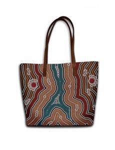 Celdes Bagset Aborgine Art (set of two bags)