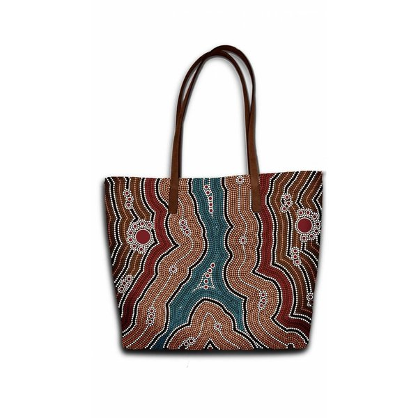 Celdes Taschenset Aborgine Art (Set mit zwei Taschen)