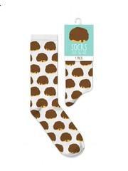 Bossche bol sokken (Kies uit 5 kleuren)