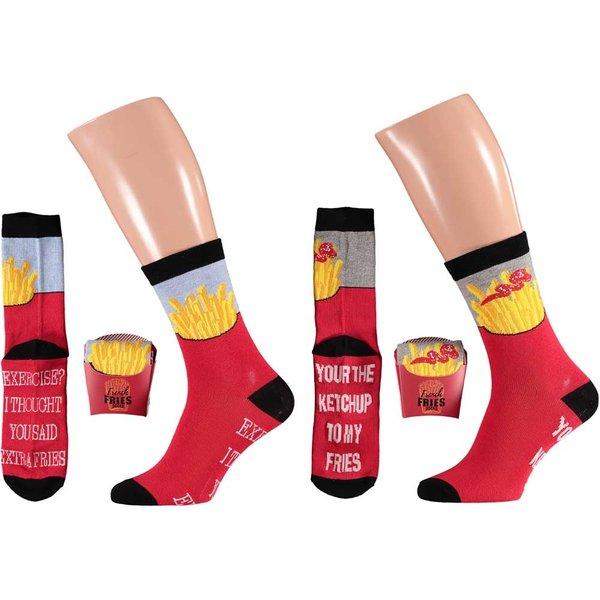 Frietjes sokken