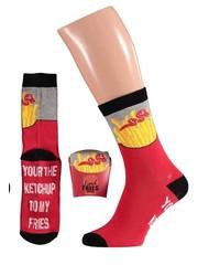 French Fries socks