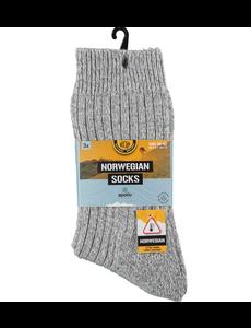TRAA Norwegische Socken (3 Paar)