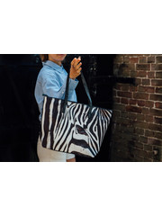 Celdes Bagset Zebra (set of two bags)