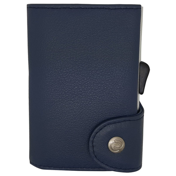 C-Secure Wallet – Navy blue