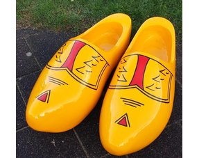 Giant Clogs and animals