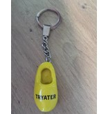 Yellow keyhangers with your logo