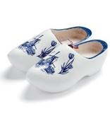 Delftblue woodenshoes