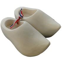 souvenir woodenshoes sanded 14cm