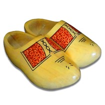 Traditional woodenshoes