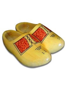Traditionelle Clogs