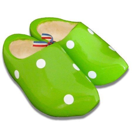 Stip clogs Green