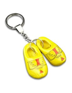 Keyhanger double farmer yellow