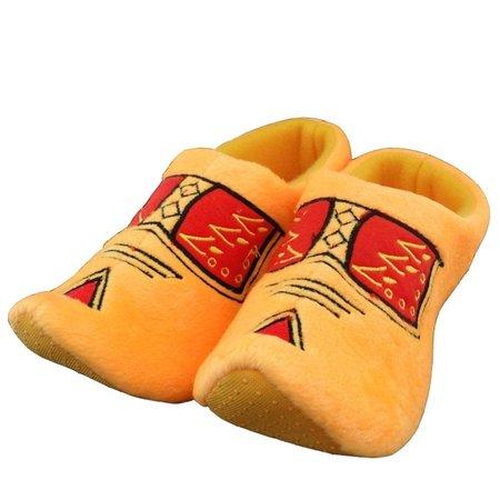 Holland slippers farmer yellow