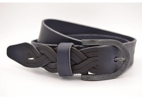 Scotts Bluf Jeans riem met slingerpunt