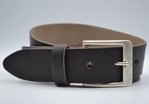 Big Belts bruine extra lange riemen op maat