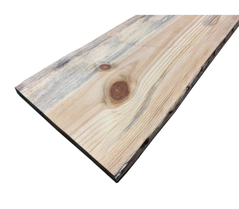 Deze stoere plankdragers zijn incl. douglas plank van 100cm. Alle kleuren dragers.