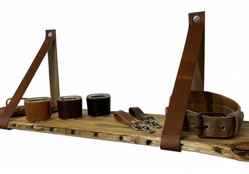 Scotts Bluf Plankendragers inclusief 80cm douglas plank.