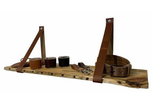 Scotts Bluf Plankendragers inclusief 60cm douglas plank.