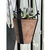 Scotts Bluf Hangpotten van Scotts Bluf. Complete set met pot, banden, ring en s haak.