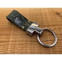 Luxe sleutelhanger van het merk Scotts Bluf.