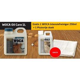 Woca ACTIE: Oil Care Wit