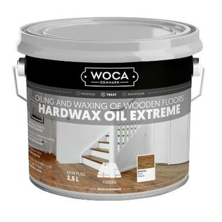 Woca Hardwax Oil Extreme Naturel Mat
