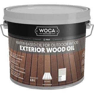 Woca Exterior Wood Oil Zilvergrijs