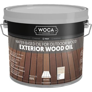 Woca Exterior Oil Exclusive Wit