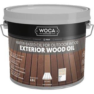 Woca Exterior Wood Oil Wit