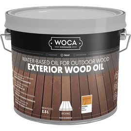 Woca Exterior Wood Oil Naturel