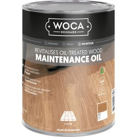 Woca Maintenance Oil Grijs