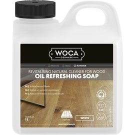 Woca Oil Refreshing Soap Wit (Olie Conditioner)