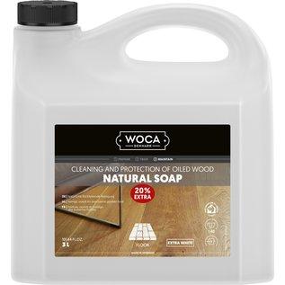 Woca Natural Soap (Natuurzeep) Extra Wit