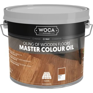 Woca Master Colour Oil Naturel