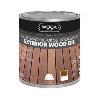 Woca Exterior Wood Oil Merbau