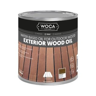 Woca Exterior Wood Oil Hazelnut