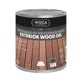 Woca Exterior Wood Oil Thunder Grey