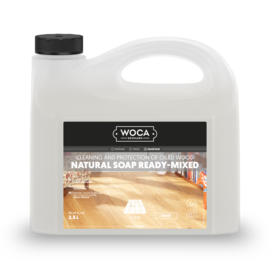 WOCA Natural Soap Ready Mixed Wit