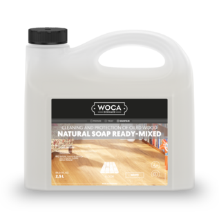 WOCA Natural Soap Ready-Mixed Wit