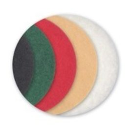 Polierpad dikte 10 mm