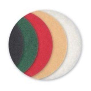Polierpad dikte 22-25 mm