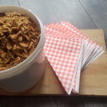 Stroopwafelkruimels (6 liter emmer)