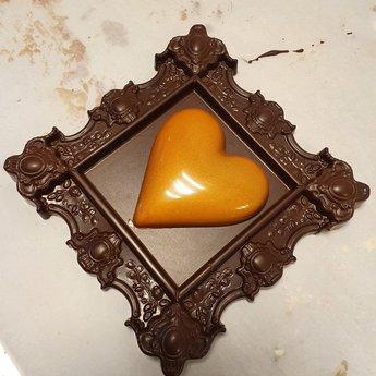 Stroopwafelkraam.COM Fotolijstje chocolade
