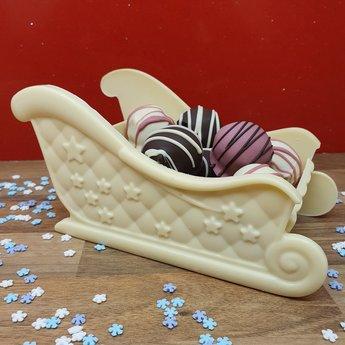 Stroopwafelkraam.COM Arreslee van chocolade