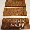 Stroopwafelkraam.COM Chocoladereep Thank You