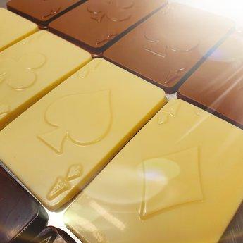 Stroopwafelkraam.COM Speelkaarten chocolade
